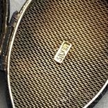 Серебряный кулон/таблетница с эмалями,старый экспортный Китай, фото №5