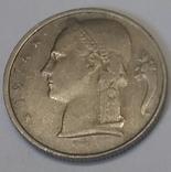 Бельгія 5 франків, 1974 фото 2