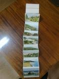 Фото Бакмана. Крим, 1956 Комплект 18 листівок, Мистецтво, тир. 300 тис. (раскладушка), фото №3