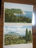 Фото Бакмана. Крим, 1956 Комплект 18 листівок, Мистецтво, тир. 300 тис. (раскладушка), фото №9