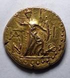 Золотой статер Херсонеса, фото №2