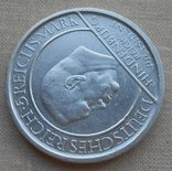 1929 г. Германия 5 марок Гинденбург Серебро, фото №3