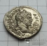 Денарий Каракалла (Caracalla) - 211 г., RIC 222, фото №2
