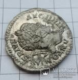Денарий Каракалла (Caracalla) - 211 г., RIC 222, фото №6