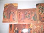 """7 открыток""""Живопись на стенах Грановитой палаты Кремля"""", фото №3"""