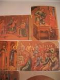 """7 открыток""""Живопись на стенах Грановитой палаты Кремля"""", фото №4"""