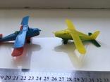 2 самолётика, фото №3