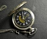 Часы  Молния Золотой Герцог(200 лет Одессе), фото №4