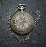 Часы  Молния Золотой Герцог(200 лет Одессе), фото №5