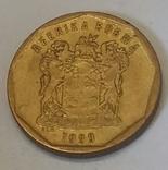Південно-Африканська Республіка 20 центів, 1999 фото 2