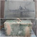 Чемодан деревянный 53 х 31 см, фото №2