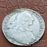 Талер 1765 р. Патрона Баварія, фото №3