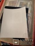 Блок Фил. выставка барельеф Ленина. Разновидность блока, фото №4