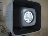 Колонка звуковая Monacor dh-10, фото №12