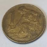 Чехословаччина 1 крона, 1980