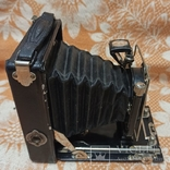 Немецкая камера Объектив Meyer-Görlitz Trioplan 1:4.5 F=10cm, фото №4