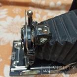 Немецкая камера Объектив Meyer-Görlitz Trioplan 1:4.5 F=10cm, фото №6