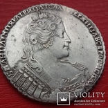 Рубль 1733, фото №3