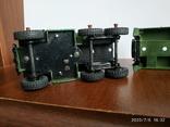 Кран эвакуатор dinky supertoys 60-х, фото №11