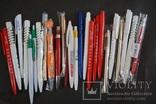 Новые шариковые ручки 25 шт., фото №3