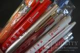 Новые шариковые ручки 25 шт., фото №5