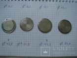 Крышка к часам 4 шт, с кольцом, фото №5