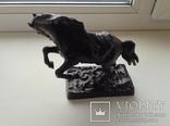 Скульптура Конь с попоной., фото №2