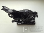 Скульптура Конь с попоной., фото №7