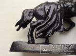 Скульптура Конь с попоной., фото №10