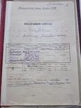 Личное дело Подполковник Югославия Сербия Гражданство СССР, фото №4