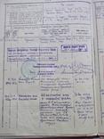 Личное дело Подполковник Югославия Сербия Гражданство СССР, фото №11