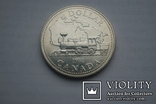 1 долар 1981 р. Канада., фото №6