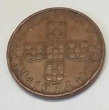 Португалія 1 ескудо, 1974 фото 2