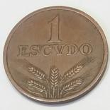 Португалія 1 ескудо, 1978