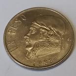 Мексика 1 песо, 1983
