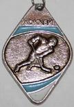 """73.Брелок """"Спортклуб Динамо.Хоккей"""" 1970-80 гг., фото №3"""