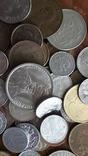 Монети світу, 64 шт., фото №2