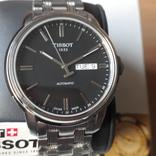Часы механические TlSSOT АUTOMATIC Ref.T065.430.11.051.00, фото №3