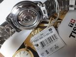 Часы механические TlSSOT АUTOMATIC Ref.T065.430.11.051.00, фото №9