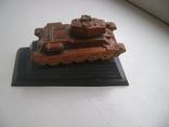 Сувенир танк, фото №5