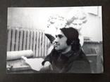 """""""Графика и стихи"""" 4 листа. А.Асаба (1943 - 1986), фото №13"""