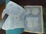 Образцы вышивок крючком., фото №11