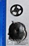 Знак Герою революционного движения, накладной, копия, 1932г, сборный, №155, фото №4