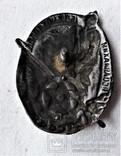 Знак ОСОАВИАХИМ бойцу КПОДВК КВЖД СССР, ПВ, копия, 1930г, №00471, фото №9