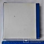 Тарелочка в упаковке, Украина, клеймо, предмет протокольных встреч, фото №5