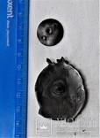 Знак Герою революционного движения, малый, тип2, копия, 1932г, №24964, фото №5