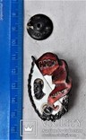 Знак Лучшему ударнику СССР, копия, 1932г, №0057, фото №4