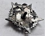 Знак Герою событий на заводе Арсенал, копия, 1927г, №0054, фото №8