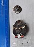 Знак За бои на Карельском перешейке СССР, копия, 1939г, №077, фото №4