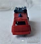 Машинка пожарная СССР клеймо (23), фото №8